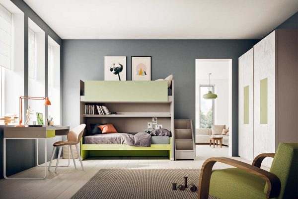 cameretta-letto-castello-scorrevole-clever