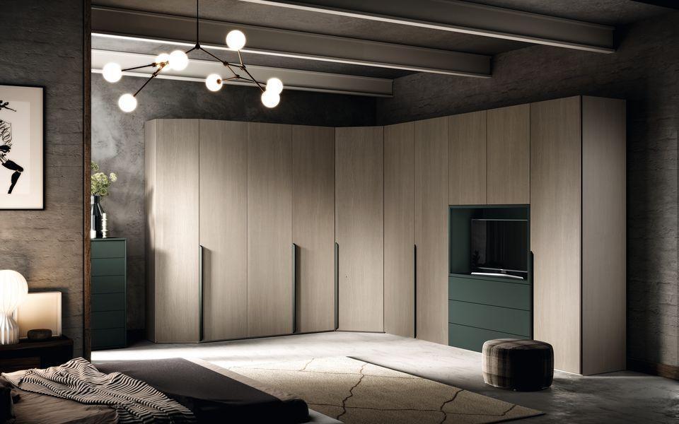 Mobili Rossetti propone un'ampia selezione di camere da letto complete nella zona di Roma Sud